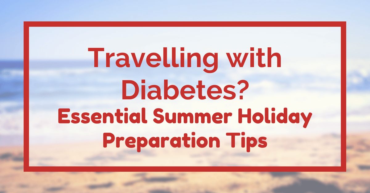 Travelling with Diabetes